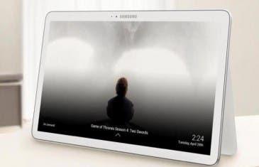Tu móvil se convierte en GamePad para la Galaxy View