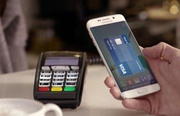 Samsung Pay nos permite pagar con tarjetas regalo