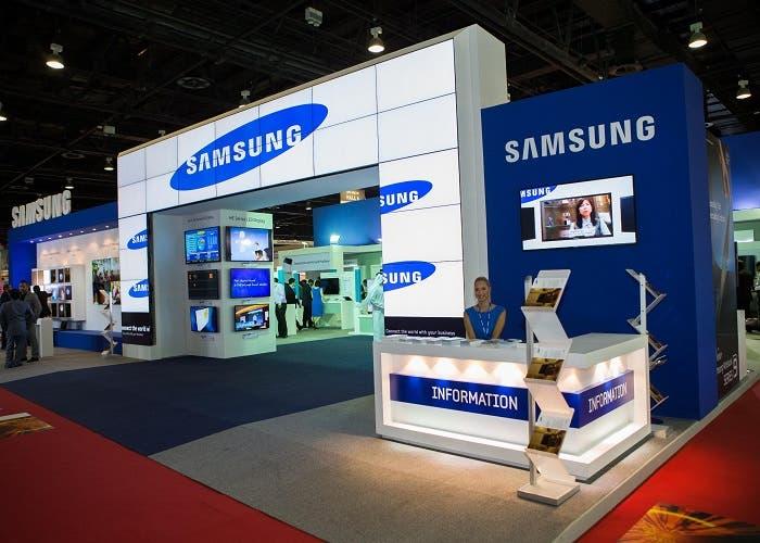 Samsung_stand