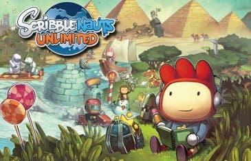 Scribblenauts Unlimited aterriza fuerte en la PlayStore