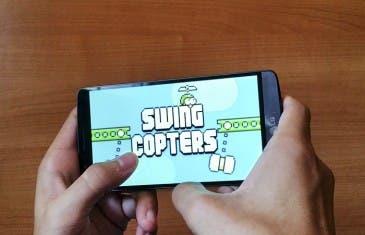 Swing Copters 2: otro desesperante e imposible juego