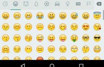 WhatsApp se actualiza: nuevos emojis y bloqueo a Telegram