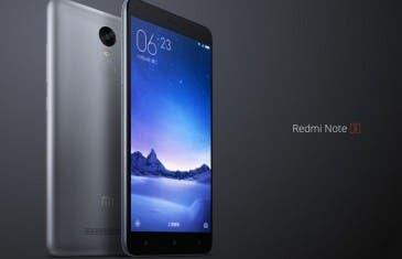 XIAOMI REDMI Note 3, phablet metálico por menos de 200 euros