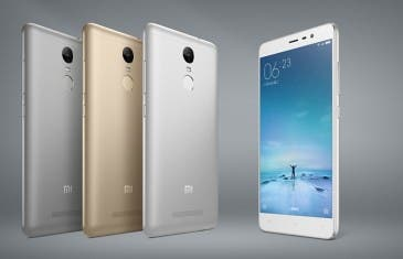 Xiaomi Redmi Note 2 vs. Xiaomi Redmi Note 3