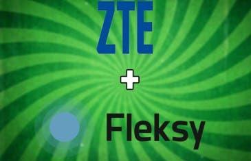 Flesky vendrá preinstalada en los próximos dispositivos de ZTE