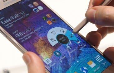 Samsung Galaxy Note 4 ya tiene Marshmallow en Hungría