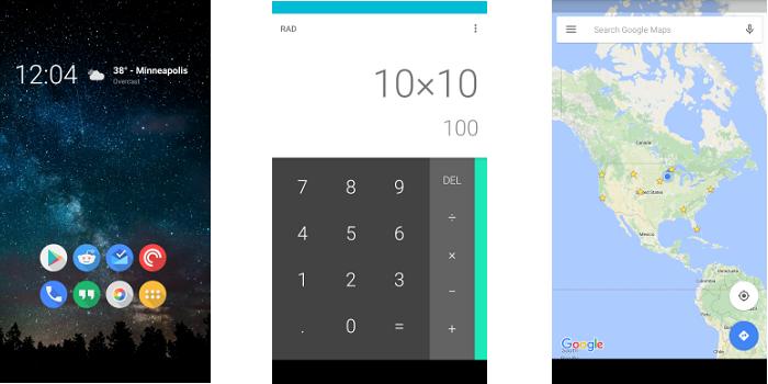 google now on tap capturas