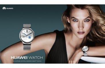 Huawei podría sacar un nuevo smartwatch para mujer