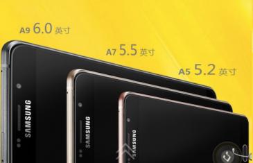 Samsung Galaxy A9 presentado finalmente en China