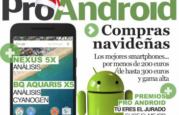 Tercer número de La Revista de Pro Android – PREMIOS PRO ANDROID