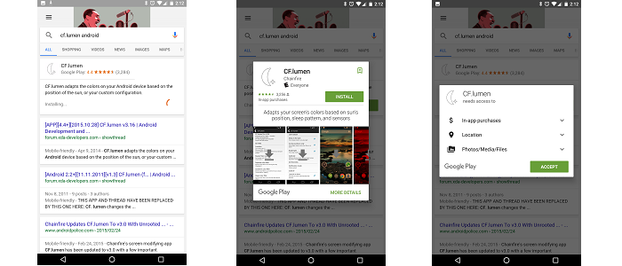 Google-busqueda-app