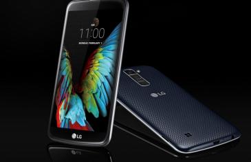 LG anuncia la llegada de sus smartphones asequibles K4 y K10 a Europa