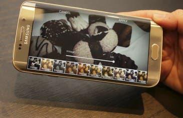 """Samsung tendrá su propia tecnología de """"Live Photos"""" en el S7"""