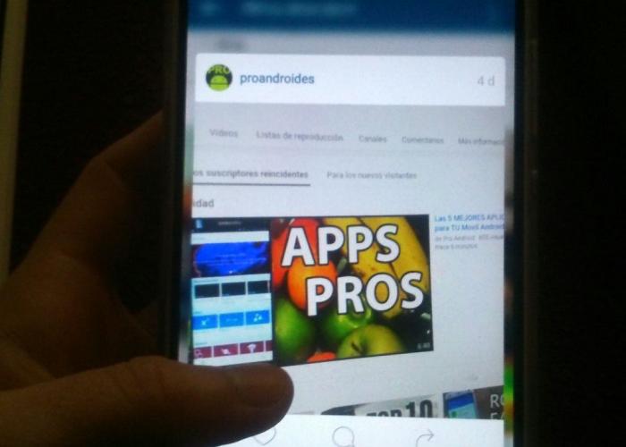 Longpress-Instagram