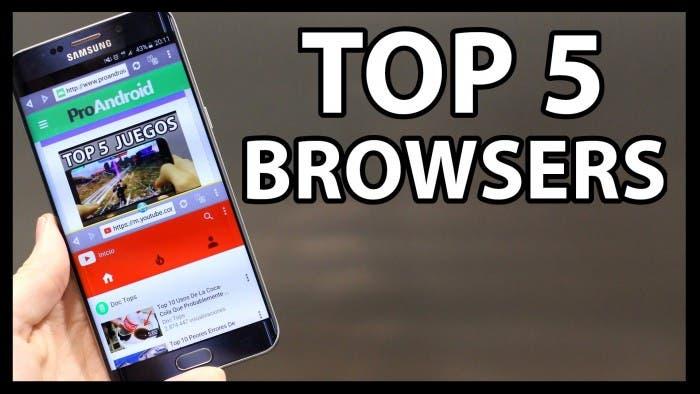 Mejores navegadores para Android