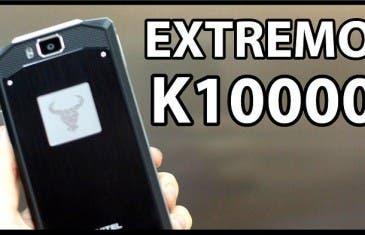 [VÍDEO] El movil de 10.000 mAh- Review Oukitel K10000