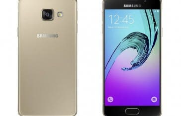 Samsung lanza los Galaxy A3 y A5 2016