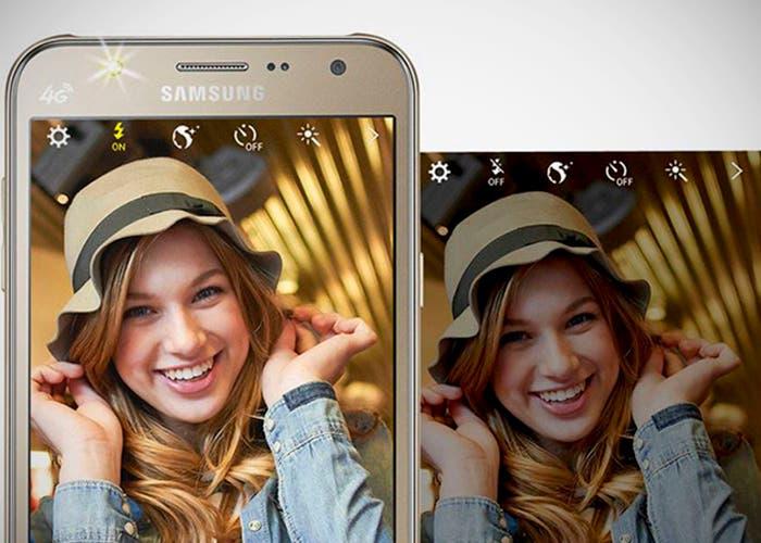 Samsung-Galaxy-J7-foto-selfie