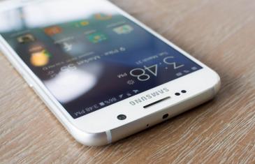 El Samsung Galaxy S7, resistente al agua y con SD