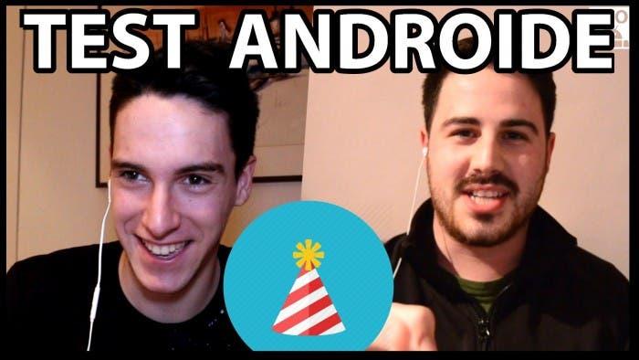 Test de Android