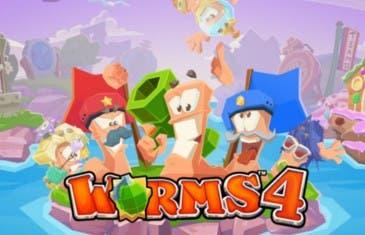 Worms 4, los gusanos vuelven a Android