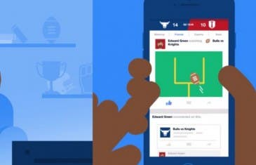 Facebook estrena Sports Stadium: eventos deportivos en tiempo real