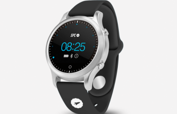 SPC Smartee Watch Circle, un smartwatch asequible con un cuidado diseño