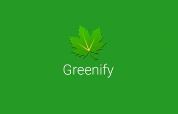 Greenify se actualiza a su versión 2.8 oficial con nuevos modos