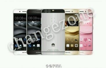 ¿Es este el nuevo Huawei P9?
