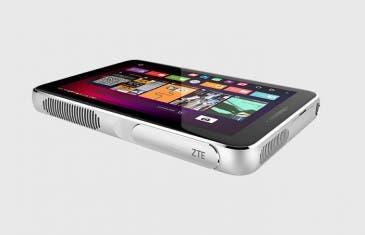 ZTE Spro Plus, la nueva tablet con doble función