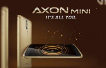 ZTE Axon Mini disponible en España desde hoy mismo