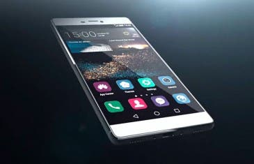 Huawei P8 recibe Android 6.0 Marshmallow y EMUI 4.0