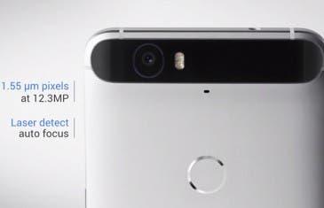 Nexus 6P recibe una actualización para mejorar el rendimiento