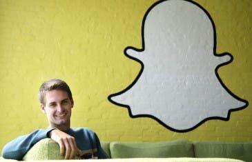 Snapchat podría trabajar en unas gafas de realidad virtual