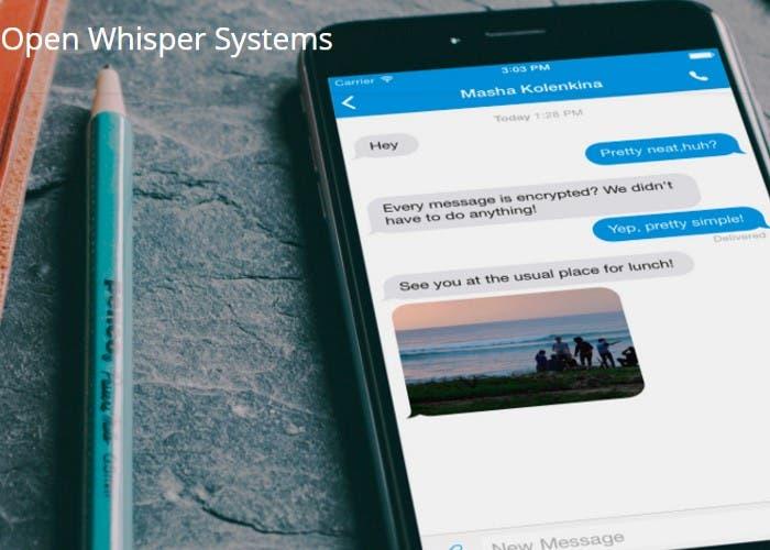Snowden-app-mensajeria