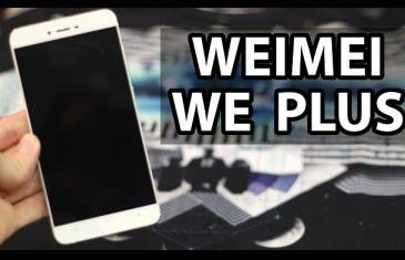 [VÍDEO] Weimei We Plus, review en español