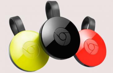 Chromecast es el dispositivo más popular para streaming en TV