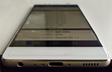 Huawei P9, filtradas imágenes con todo lujo de detalles