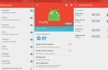 Audify te lee todas las notificaciones de tu smartphone