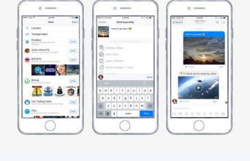 Ya puedes enviar archivos de Dropbox desde Facebook Messenger