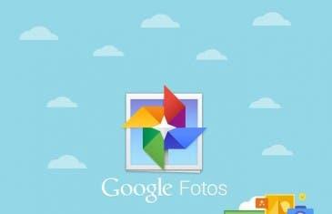 Google Fotos ya permite subir imágenes manualmente