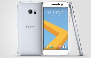 ¿Tiene el HTC 10 unos marcos realmente reducidos?