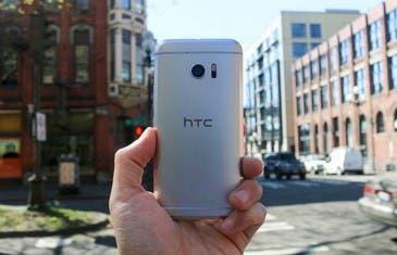 Esto es lo que protege la certificación IP53 del HTC 10