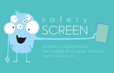 """Samsung presenta """"Safety Screen"""" para proteger la vista"""