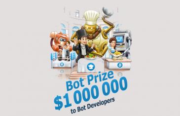 Telegram dará hasta un millón de dólares a los creadores de bots