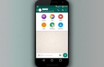 WhatsApp ya permite enviar documentos Word y Excel