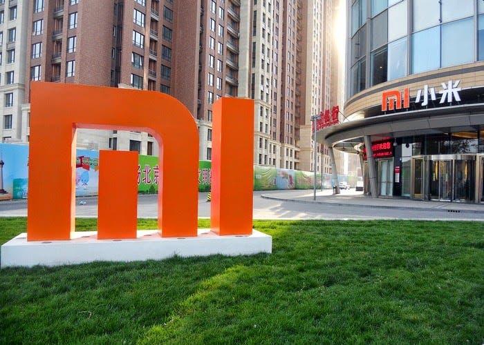 Xiaomi-tiendas