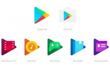 Estos serán los nuevos iconos para las apps de Google Play