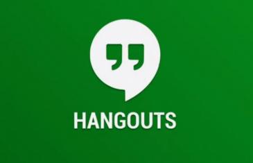 Hangouts para Android ya permite grabar y enviar vídeos