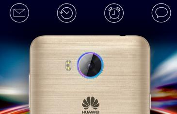 Huawei filtra dos nuevos smartphones, Y3 II y Y5 II